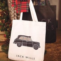 Shopper Chauffeur Available at Newbury Street Jack Wills