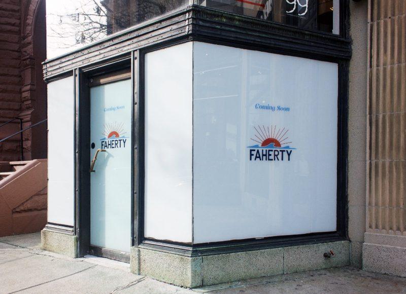 Newbury Street Faherty