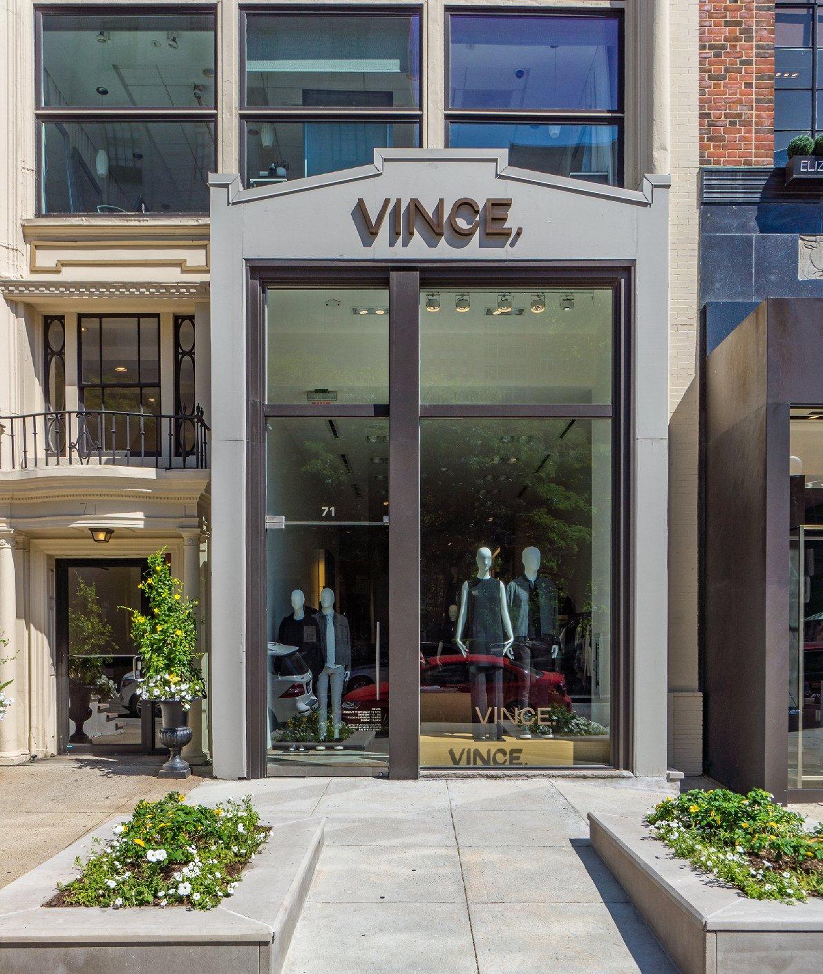 Vince Newbury Street