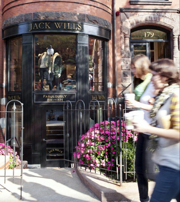 Jack Wills Newbury Street