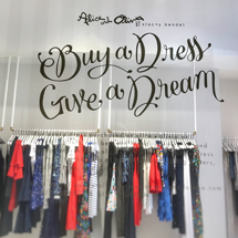 Buy A Dress Give A Dream