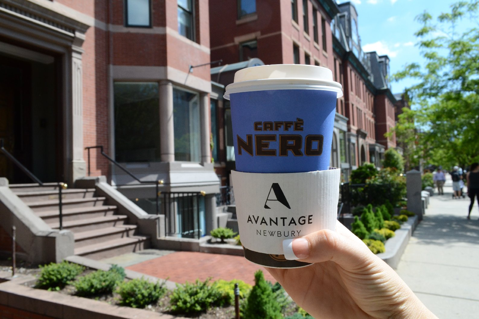 Caffè Nero Coming Soon - Newbury Street Boston