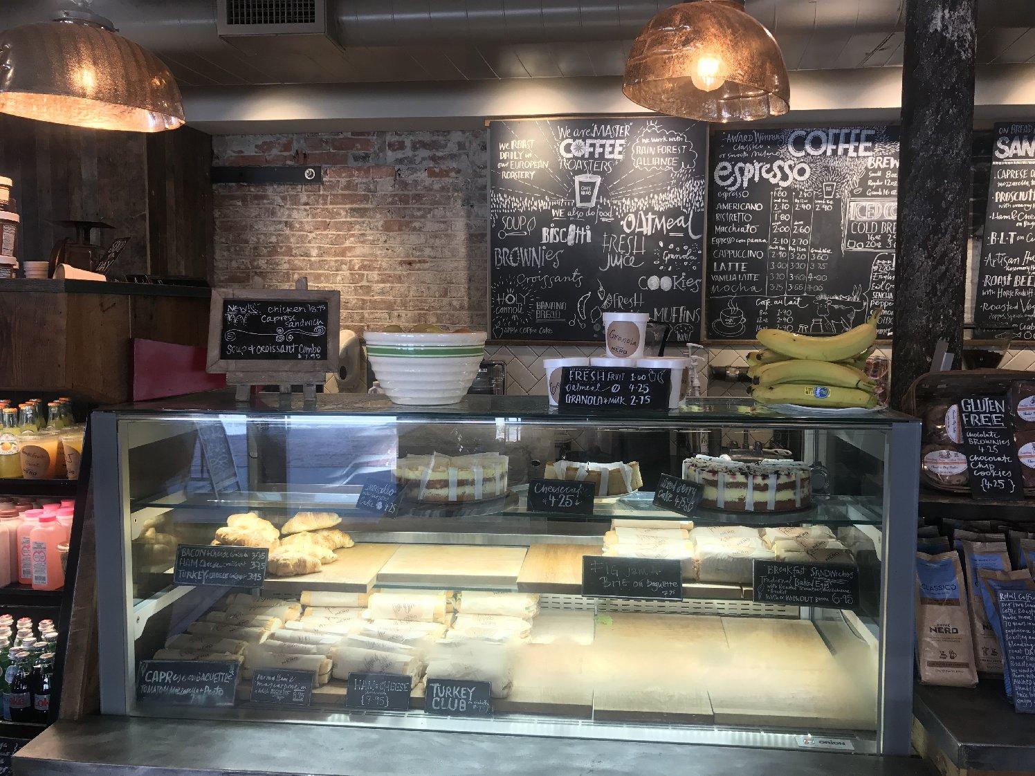 Caffè Nero Coming Soon - Newbury Street Boston
