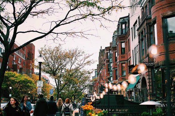 Newbury Street Holiday