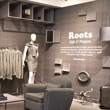 The Sensory Retail Experience at Roots
