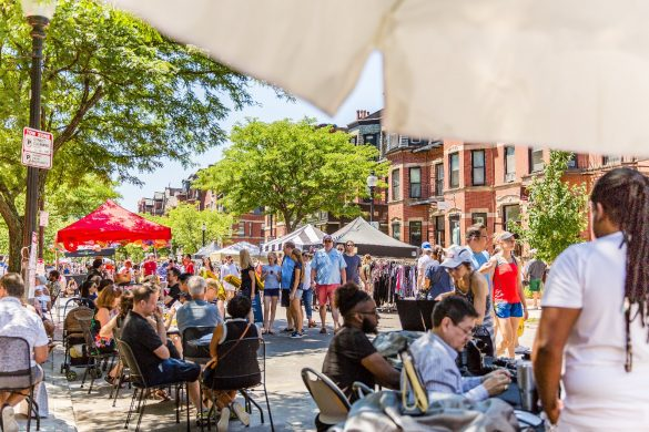 9f513c1493e411 As the summer comes to a close, Newbury Street is ready to ramp up for the  school year in a big way, with the last Open Newbury Event of 2018!  Building on ...