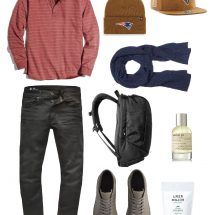 Gents, Fall into Style on NewburyStreet