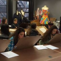 Open House at School of FashionDesign