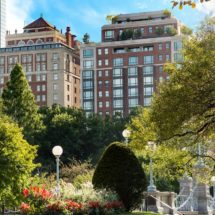 Taj Boston's Renovation Will Include a Rooftop Restaurant