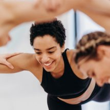 Sweat, Grow + Connect at Lululemon Newbury Street